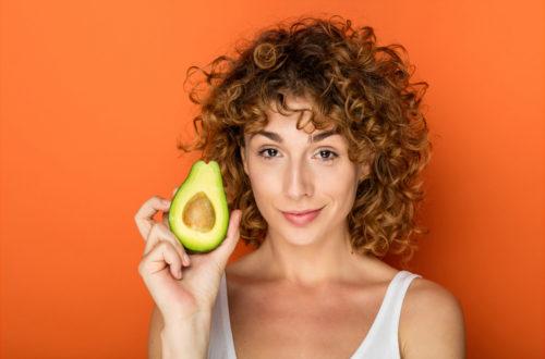 Cabelos saudáveis com Abacate