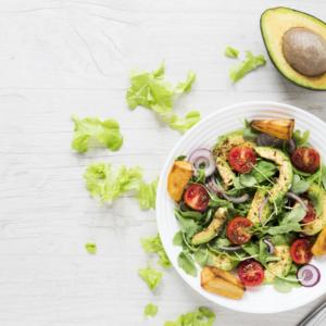 Abacate durante as refeições diminui a fome