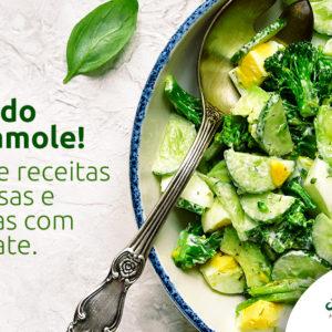 Abacate Além do Guacamole