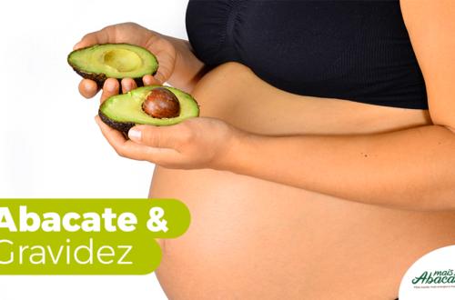 Coma abacate durante a gravidez